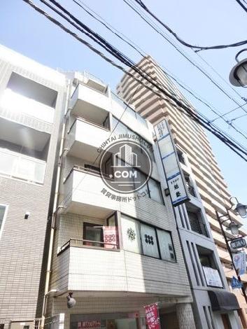 角田ビルの外観写真