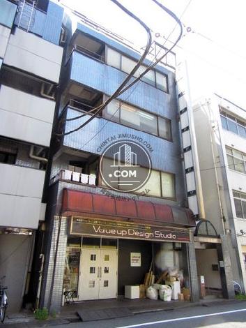 川名第2ビルの外観写真