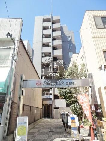 オークタワー高円寺 外観写真