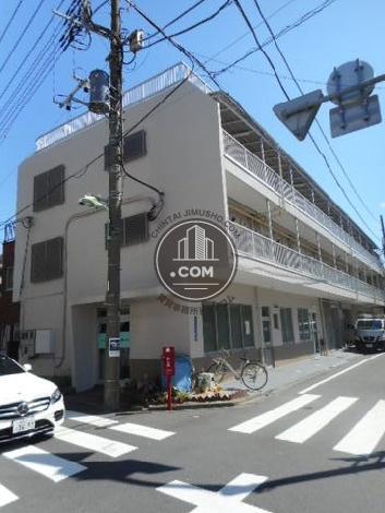 萩中マンション 外観写真