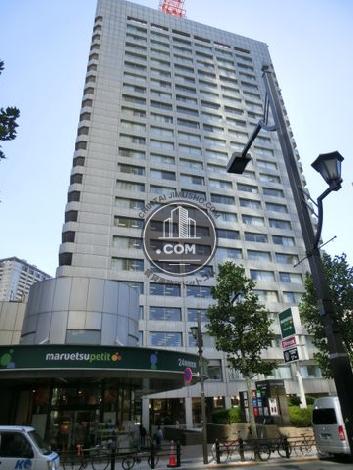 国際新赤坂ビル東館 外観写真