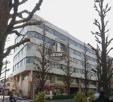 ダヴィンチ千駄ヶ谷ビルの外観写真