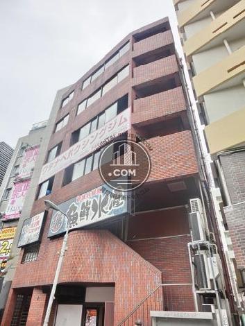五反田東幸ビルの外観写真
