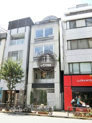 渋谷ファーストビル 外観写真