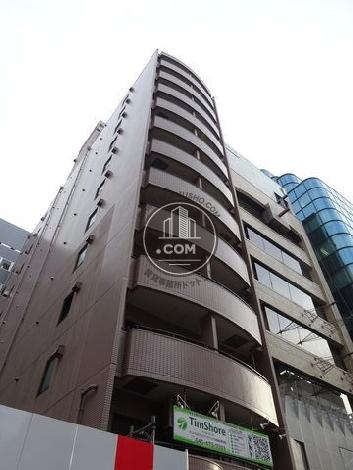エクセレントプラザ新横浜 外観写真