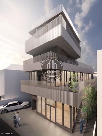 (仮称)SENDAGAYA BUILDINGの外観写真