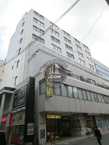 京王幡ヶ谷ビルの外観写真