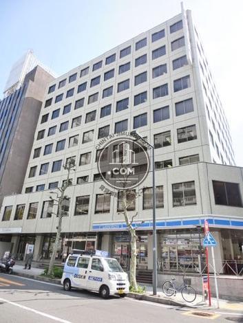 横浜東芝ビル 外観写真