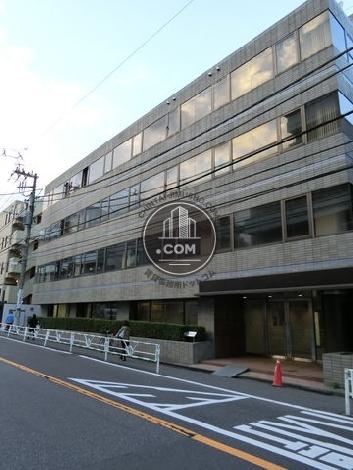 西新宿豊国ビルの外観写真