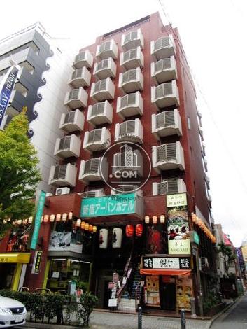 新宿グリーンプラザ 外観写真