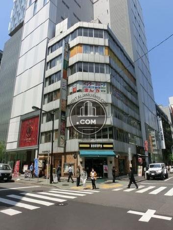 西山興業東銀座ビル 外観写真