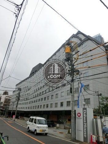 赤坂レジデンシャルホテル 外観写真