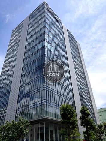横浜メディア・ビジネスセンターの外観写真