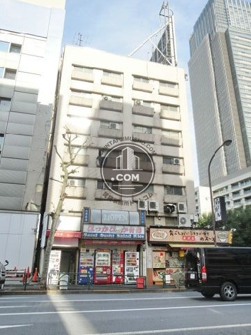 赤坂葵マンション 外観写真
