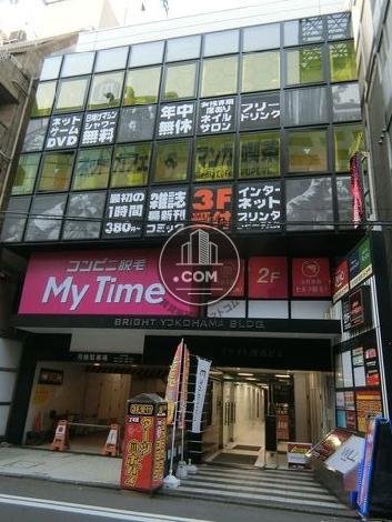 ブライト横浜ビル 外観写真