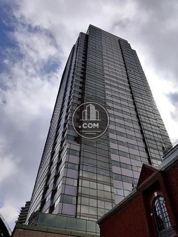 恵比寿ガーデンプレイスタワーの外観写真