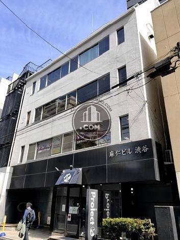 麻仁ビル渋谷 外観写真
