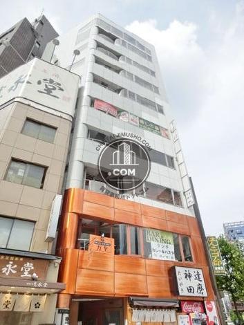 日米商会ビル 外観写真