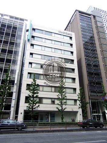 明治安田生命八重洲ビルの外観写真