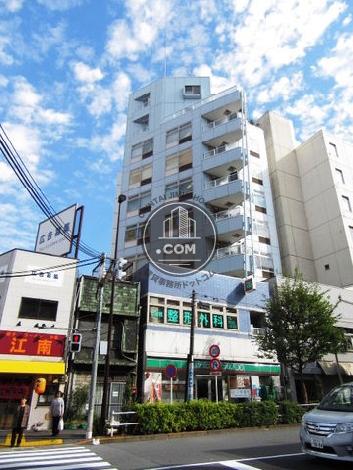 新宿ユーエストビル 外観写真