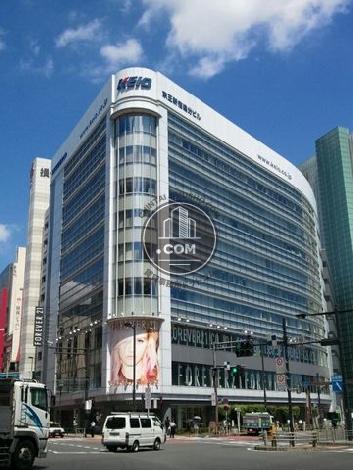 京王新宿追分ビルの外観写真
