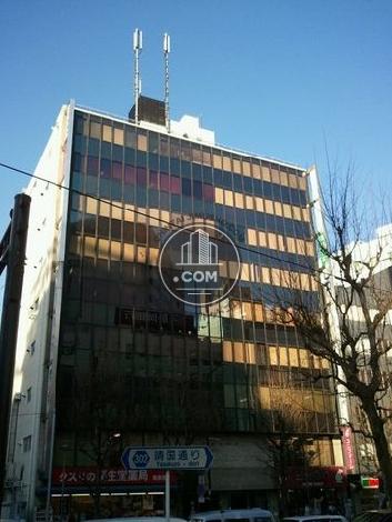 東新宿龍生堂ビル 外観写真