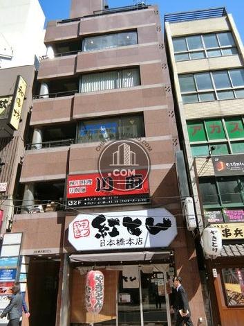 日本橋仲通りビルの外観写真