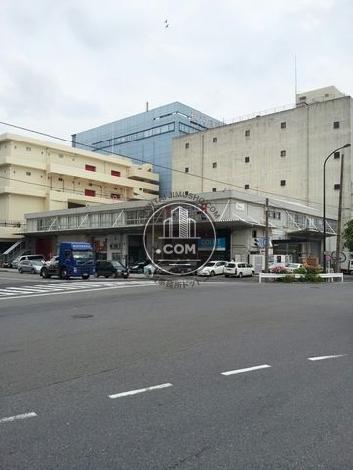 松岡品川埠頭ビルの外観写真