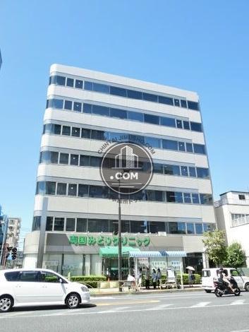 シグマ光機東京本社ビル 外観写真