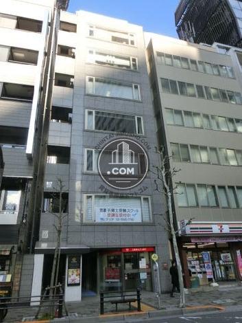 いちご赤坂五丁目ビル 外観写真