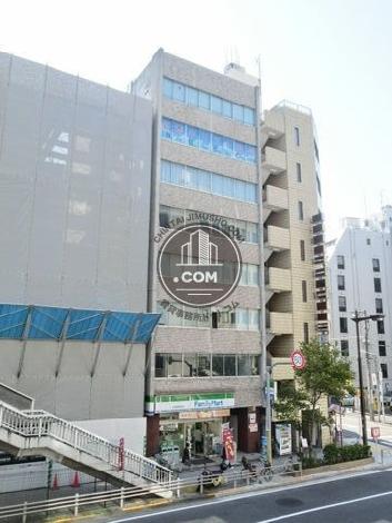共同ビル(新小伝馬町) 外観写真
