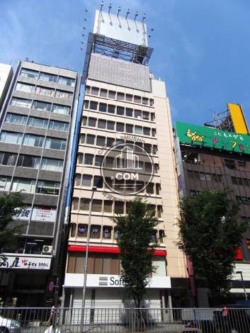 渋谷百瀬ビルの外観写真