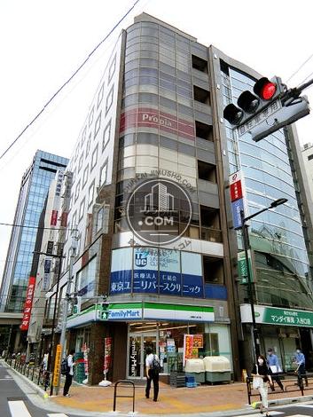 早稲田ビルヂング 外観写真