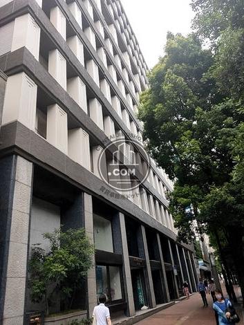 東京信用金庫本店ビル 外観写真