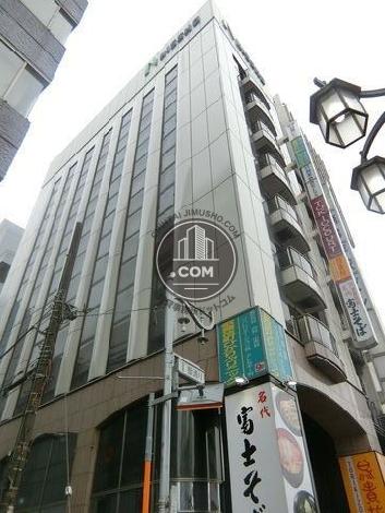 新宿日章ビルの外観写真