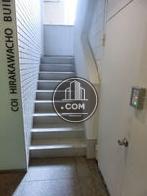 ビル外階段です