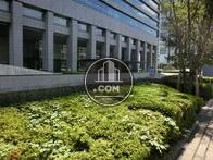 緑豊かな公開空地