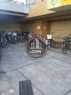 自転車の駐輪スペース