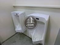男性用トイレです