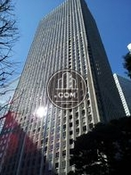 新宿センタービル外観写真
