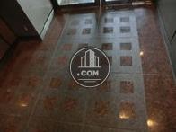 床のデザインにもこだわりを感じます