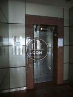 デザイン性が高い印象に残るエレベーターホールです