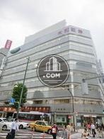 五反田駅前のランドマークビルです