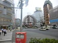 全面は桜田通りになります