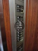 エレベーターの操作盤です
