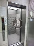 エレベーターかご内