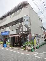 武蔵野カントリーハイツ3号棟 外観写真