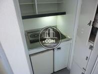 ミニ冷蔵庫付き