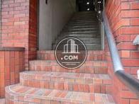 2階事務所区画への直通階段