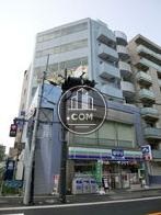東京計量器中野坂上ビル外観写真